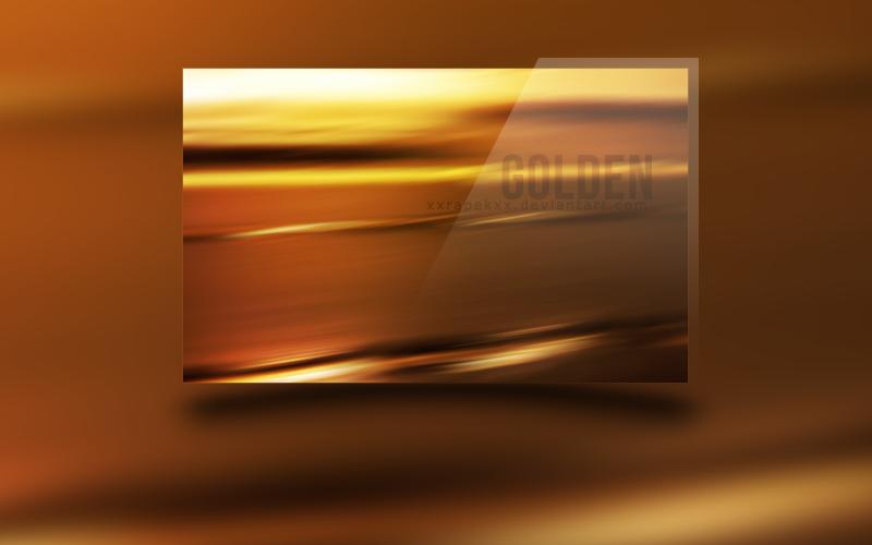Golden by xxRapeKxx