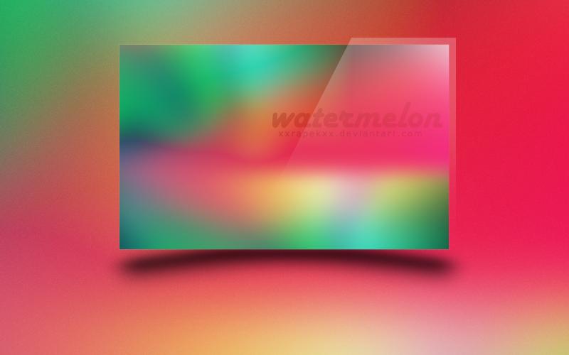 Watermelon by xxRapeKxx