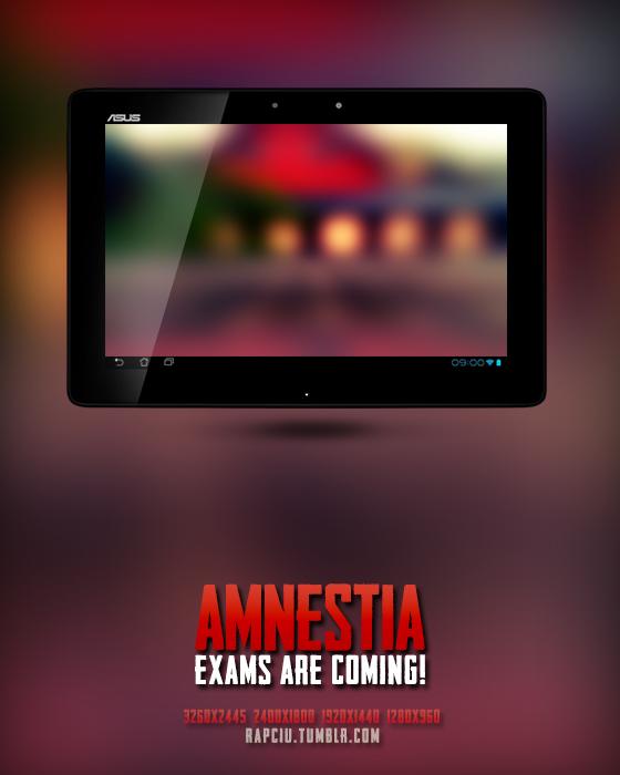 Amnestia by xxRapeKxx