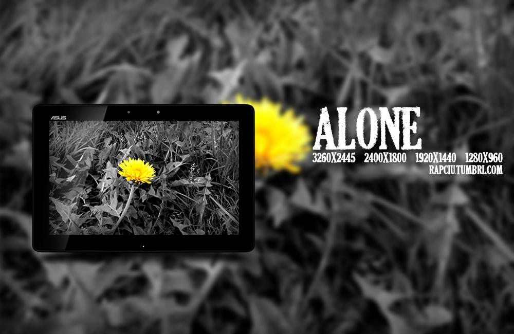 Alone by xxRapeKxx