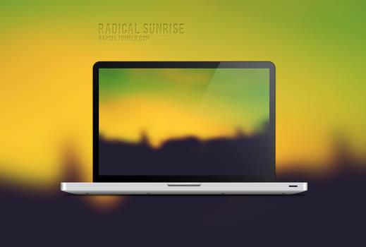 Radical Sunrise by xxRapeKxx