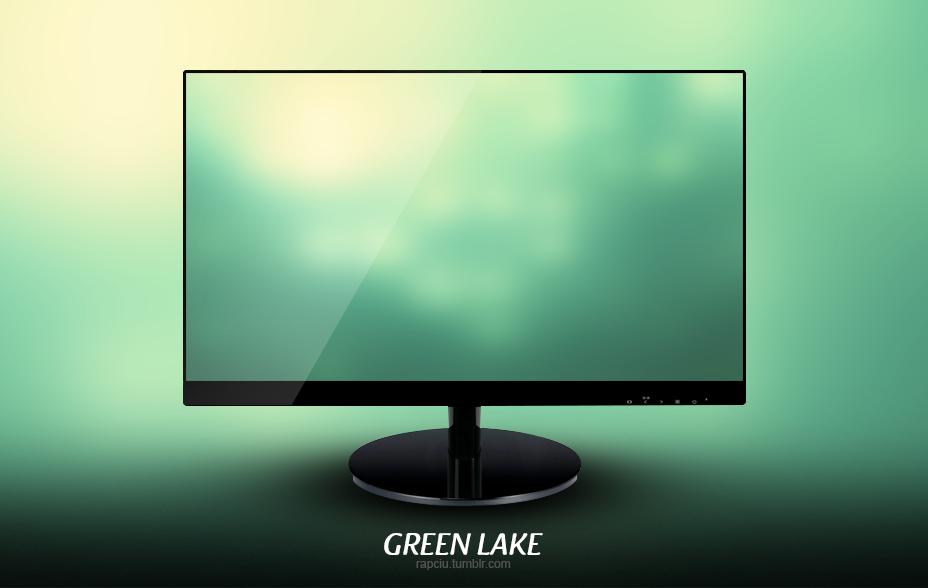 Green Lake by xxRapeKxx