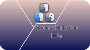 Yosemite finder icons
