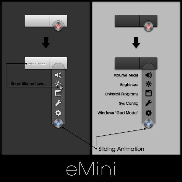 eMini v1.1 by esnooze