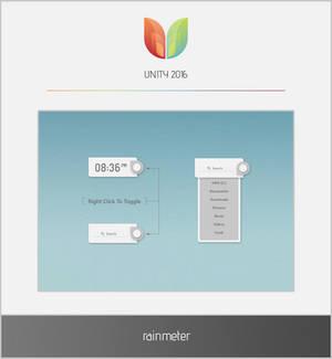 UNITY 2016 - Rainmeter