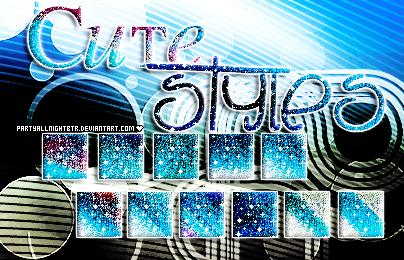 +' Styles by PartyAllNightBTR