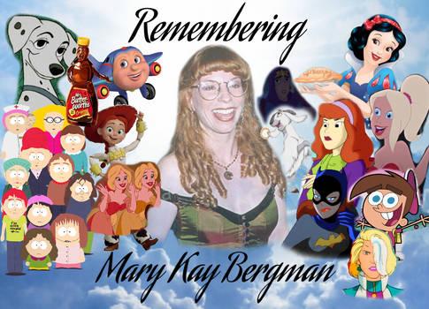 Remembering Mary Kay Bergman