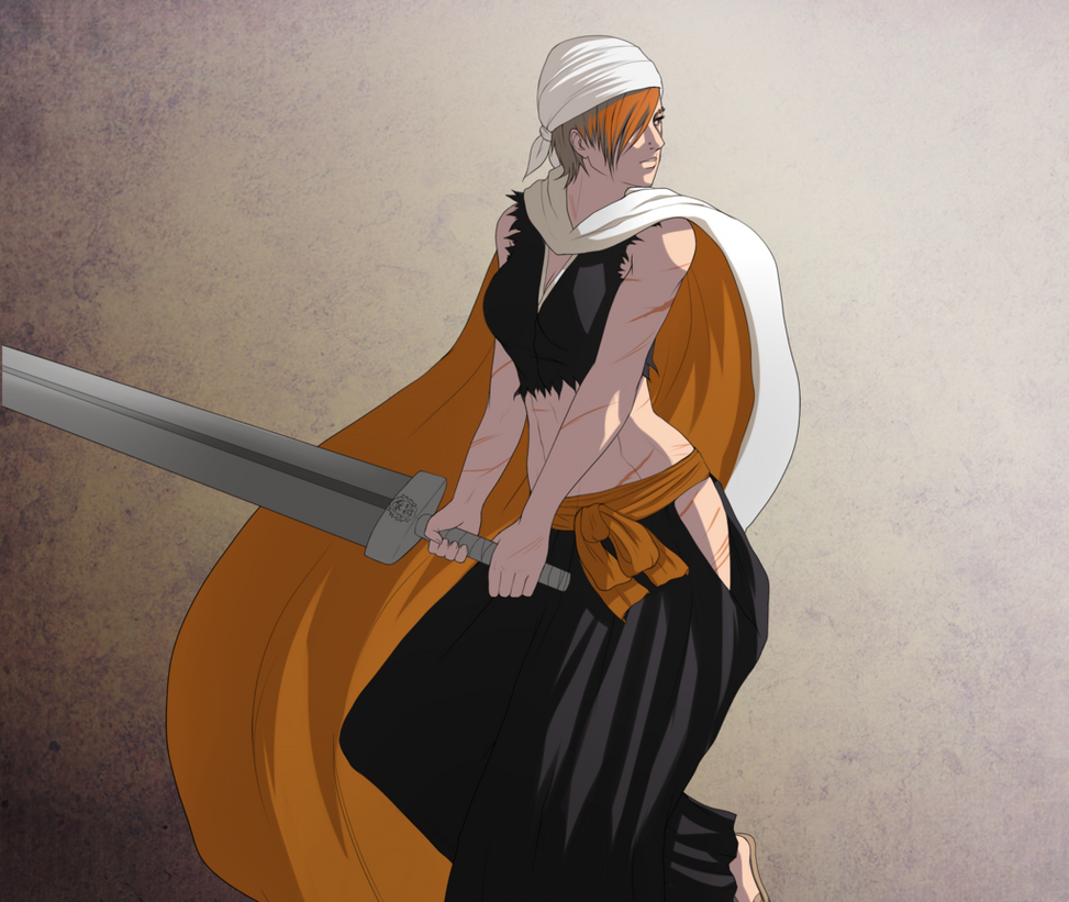 Bleach OC: Hasatsu Tategami By Onyx-vX On DeviantArt