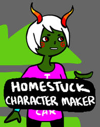 Homestuck Character Maker