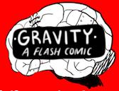 Gravity: A Flash Comic by an-tan-y