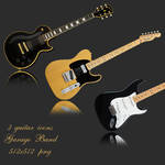 Guitar Icon Pack
