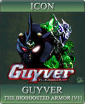 Anime Icon - Guyver-The Bioboosted Armor [V1]