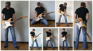 Guitar Space Saver Pack