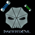 InsertedEvil Logo by UmbrellaSpecter