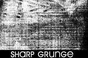 Sharp Grunge by FGaia13