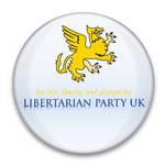 Libertarian Party UK Button