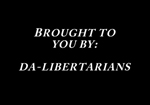 Libertarian Warning by pixelworlds