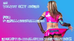 .:Velvet Sky Icon Pack:.