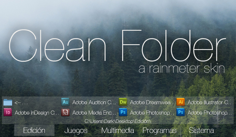Clean Folder by rockhevy1000