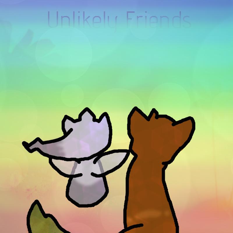 I'm glad I've got a friend like you. by NarutoTobiKiba