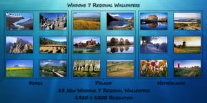 Windows 7 Extra Wallpapers