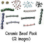 Ceramic Bead Pack