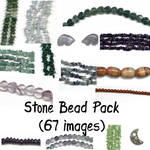 Stone Bead Pack