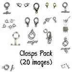 Clasps Pack