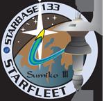 Vectorized Starbase 133 Mission Path by davidjosephmoody