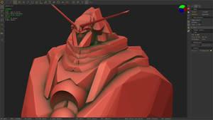 Neobarok 2 :: Blockout tool. Gundam