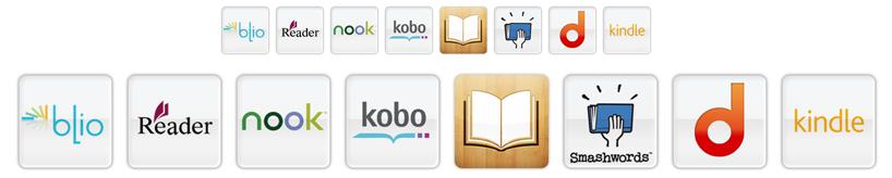 Bookstore Icons