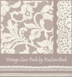 Exclusive Vintage Lace Pack