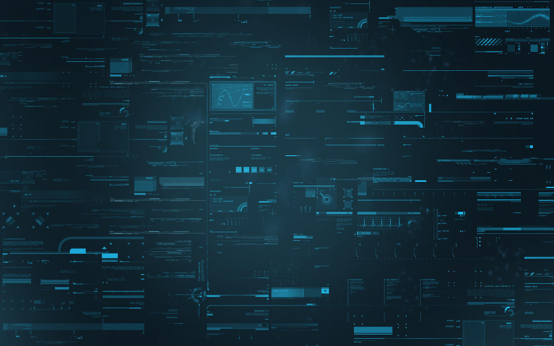 Digital desktop by captianvenom on deviantart for Digital wallpaper
