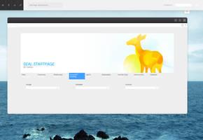 SEAL.startpage by nanu08