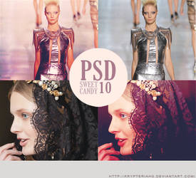 PSD10 - Sweet Candy