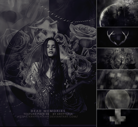 Texture Pack #2 - Dead Memories by KrypteriaHG