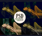 PSD15 - Seductive Green