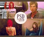PSD19 - Autumn Rose