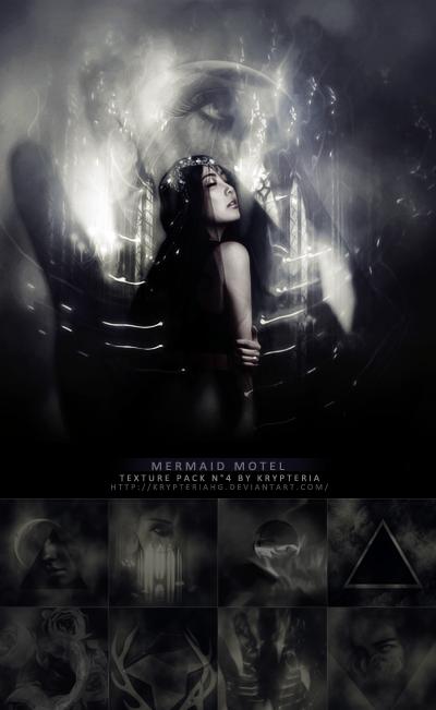 Texture pack 4 - Mermaid Motel by KrypteriaHG