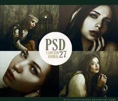 PSD 27 - Cancion Animal by KrypteriaHG