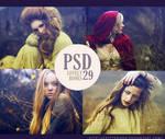 PSD 29 - Lovely Bones
