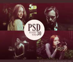 PSD30 - Blood Wine