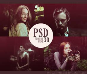 PSD30 - Blood Wine by KrypteriaHG