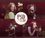 PSD30 - Blood Wine