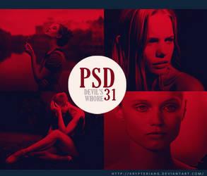 PSD 31 - Devil's Whore by KrypteriaHG