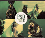 PSD 41 - Passive Green