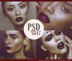 PSD 47 - Olive Skin