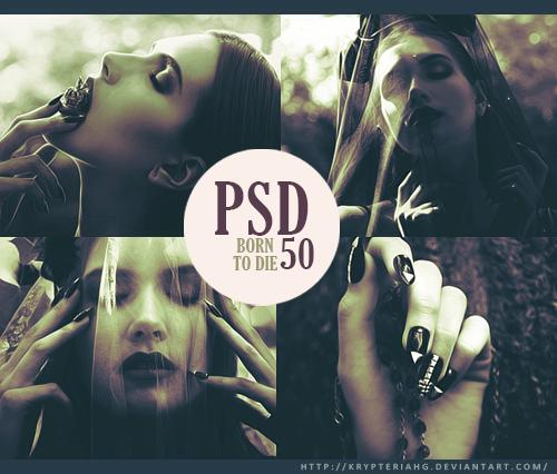 PSD 50 - Born to Die