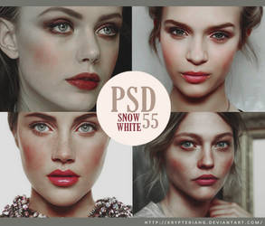 PSD 55 - Snow White
