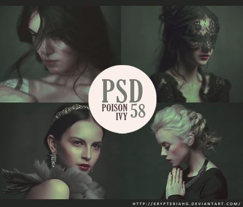 PSD 58 - Poison Ivy